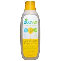 Ecover, All Purpose Cleaner, Lemon, 32 fl oz (946 ml)