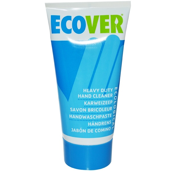 Ecover, Heavy Duty Hand Cleaner, 5 fl oz  (Discontinued Item)