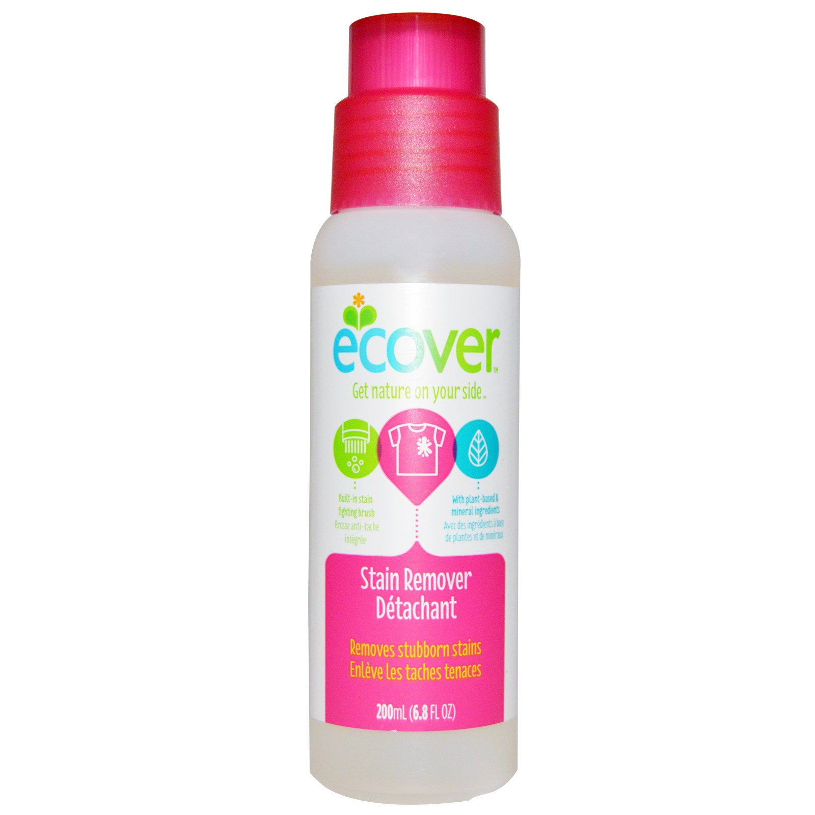 Ecover Stain Remover 6 8 fl oz 200 ml iHerb