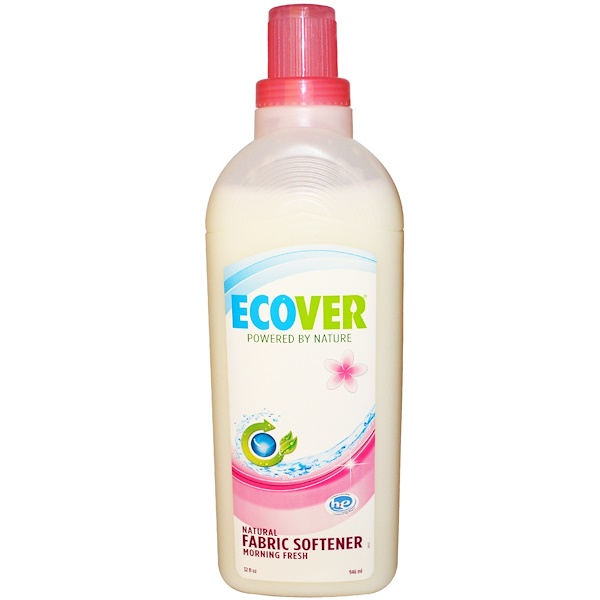 Ecover, Natural Fabric Softener, Morning Fresh, 32 fl oz (946 ml) (Discontinued Item)