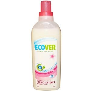 Эковер, Natural Fabric Softener, Morning Fresh, 32 fl oz (946 ml) отзывы