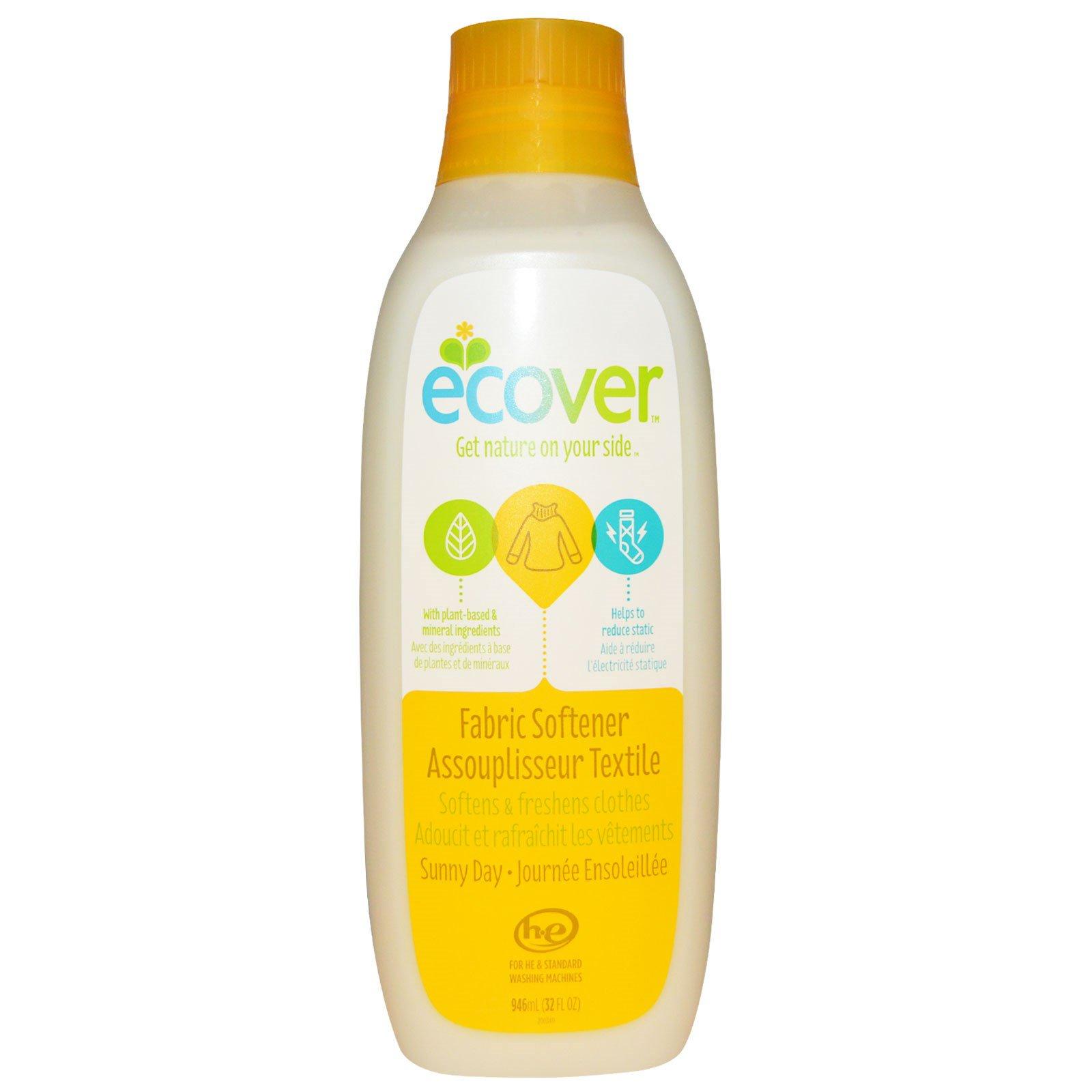Ecover Fabric Softener Sunny Day 32 fl oz 946 ml iHerb