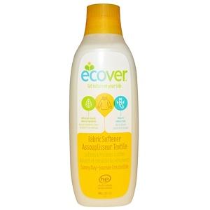 Эковер, Fabric Softener, Sunny Day, 32 fl oz (946 ml) отзывы