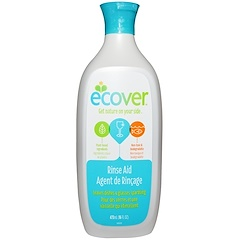 Ecover, Rinse Aid, 16 fl oz (473 ml)