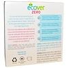 Ecover, Zero, таблетки для автоматических посудомоечных машин, без ароматизаторов, 25 таблеток, 17,6 унции (0,5 kg)