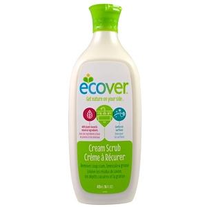 Эковер, Cream Scrub, 16 fl oz (473 ml) отзывы