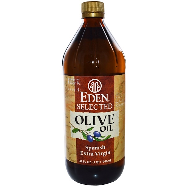 Eden Foods, Olive Oil, 32 fl oz (946 ml) (Discontinued Item)