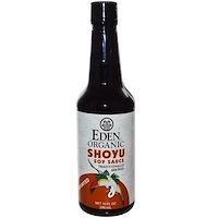 Eden Foods, Organic, соевый соус Shoyu, 10 жидких унций (296 мл)