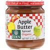 Eden Foods, オーガニックアップルバタースプレッド, 17オンス (482 g)