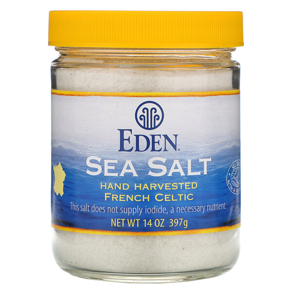 Sea Salt, 14 oz (397 g)