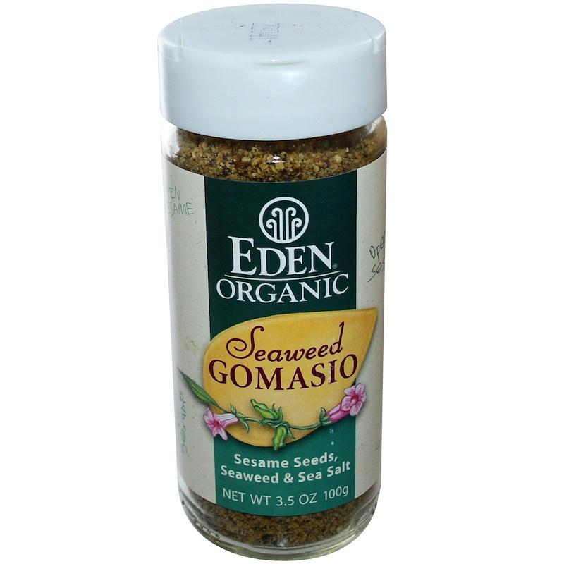 Organic Seaweed Gomasio, 3.5 oz (100 g)