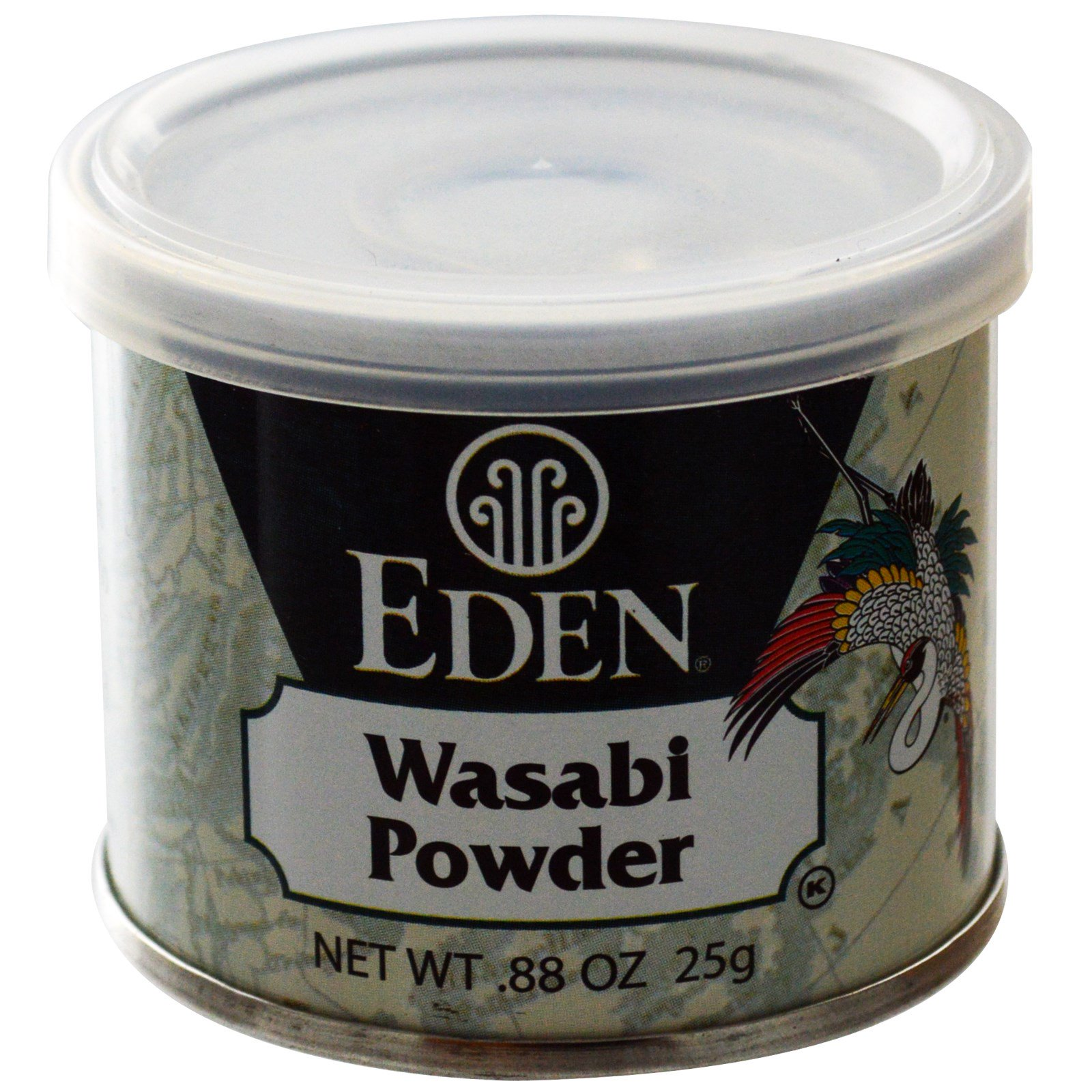 Eden Foods, Порошок васаби,25 г