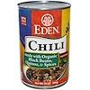 Eden Foods, Чили, для вегетарианцев, 14 унций (396 г)