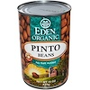 Eden Foods, Organic, Pinto Beans, 15 oz (425 g) (Discontinued Item)