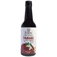 Eden Foods, Органический соевый соус тамари, 10 жидких унций (296 мл)