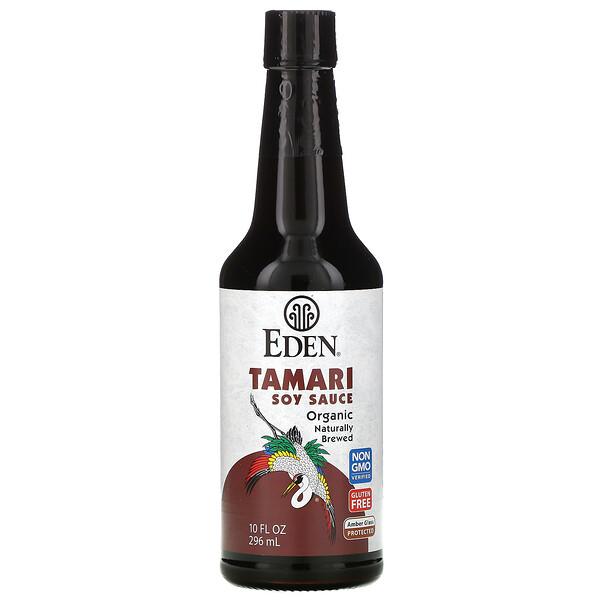 Orgânico, Molho de Soja de Tamari, 296ml (10fl oz)
