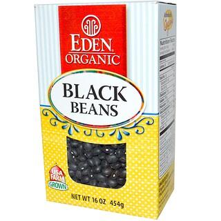 Eden Foods, Organic Black Beans, 16 oz (454 g)