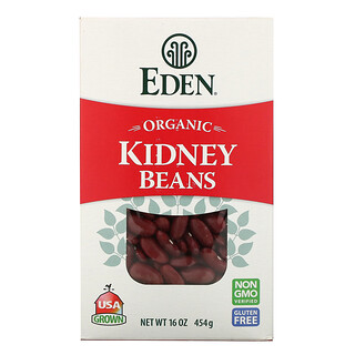 Eden Foods, Organic, Kidney Beans, 16 oz (454 g)