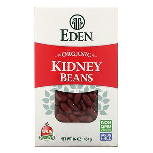 Эдэн Фудс, Organic, Kidney Beans, 16 oz (454 g) отзывы покупателей