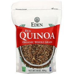 Eden Foods, 有機全穀物,紅藜麥,16 盎司(454 克)