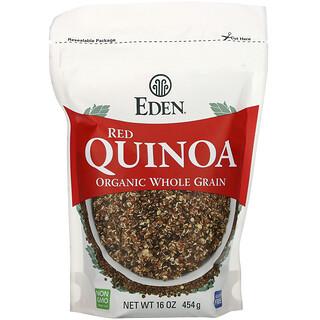 Eden Foods, Organic Whole Grain, Red Quinoa, 16 oz (454 g)