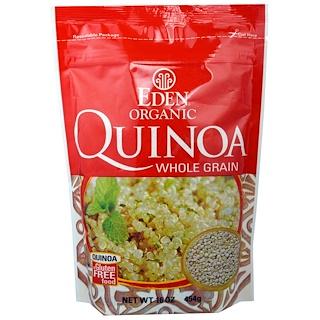 Eden Foods, Organic, Quinoa Whole Grain, 16 oz (454 g)