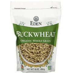 Eden Foods, 蕎麥,有機全穀物,16 盎司(454 克)