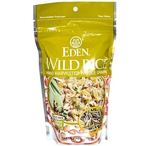 Эдэн Фудс, Wild Rice, 7 oz (198 g) отзывы