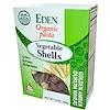 Eden Foods, Organic Pasta, Vegetable Shells, 12 oz (340 g)
