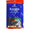 Eden Foods, Kombu, Sea Vegetable, 2.1 oz (60 g)