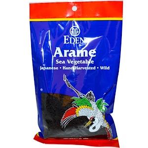 Эдэн Фудс, Arame Sea Vegetable, 2.1 oz (60 g) отзывы