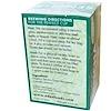 Eden Foods, Organic, Sencha Green Tea, 16 Tea Bags, .84 oz (24 g)