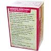 Eden Foods, Organic, Sencha Rose, Green Tea with Rose Hips & Petals, 16 Tea Bags, .95 oz (27.2 g) (Discontinued Item)