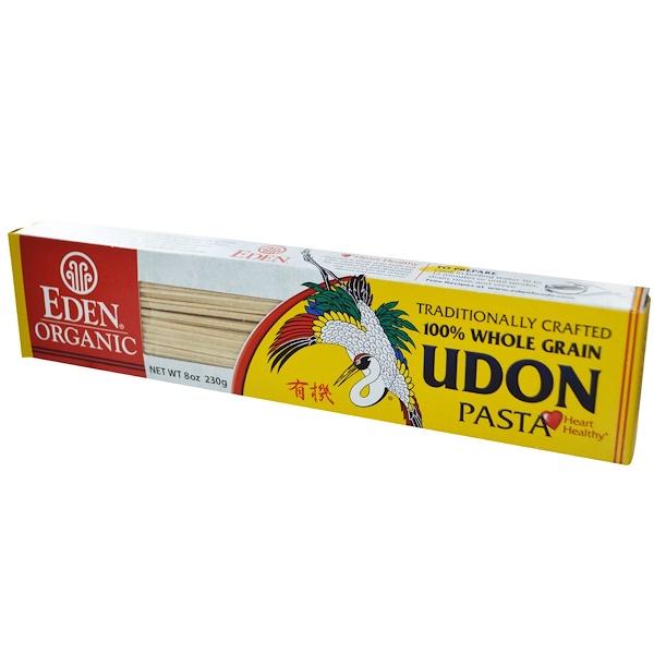 Eden Foods, Organic, Udon Pasta, 8 oz (230 g) (Discontinued Item)