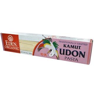 Eden Foods, オーガニック, コーラサン小麦 うどん, 8 オンス (230 g)