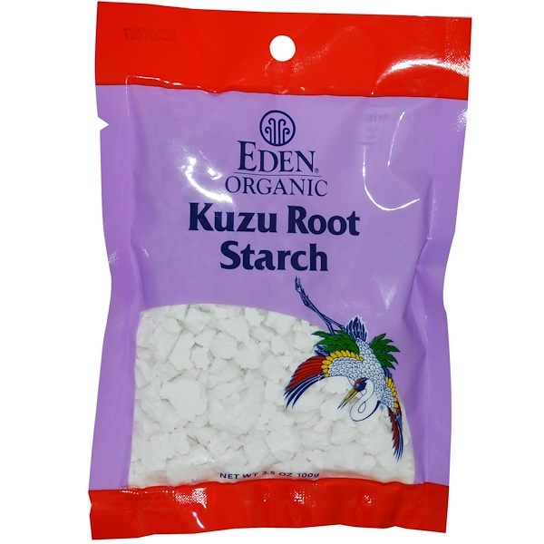 Organic Kuzu Root Starch, 3.5 oz (100 g)
