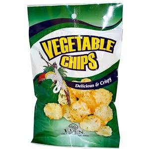 Эдэн Фудс, Vegetable Chips, 2.1 oz (60 g) отзывы