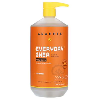 Купить Moisturizing Body Wash, Unscented, 32 fl oz (950 ml)