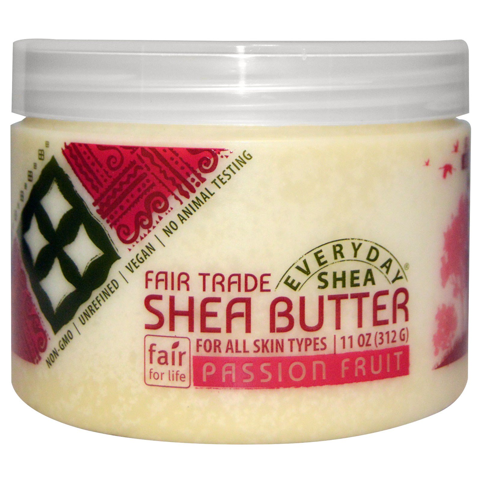 Everyday Shea, Масло ши, маракуйя, 11 унций (312 г)