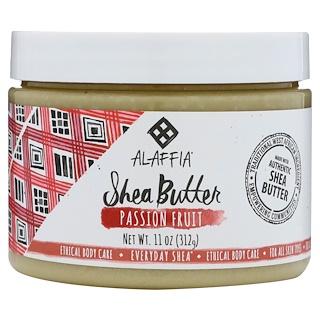 Everyday Shea, シアバター、 パッションフルーツ、 11 oz (312 g)
