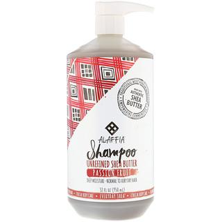 Everyday Shea, Shampoo, Passion Fruit, 32 fl oz (950 ml)