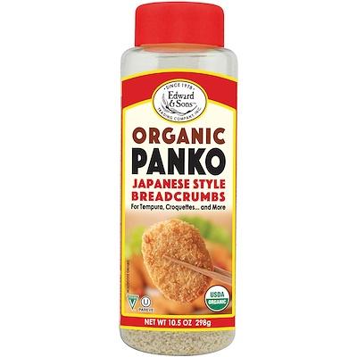 Organic Panko, Japanese Style Breadcrumbs, 10.5 oz (298 g)