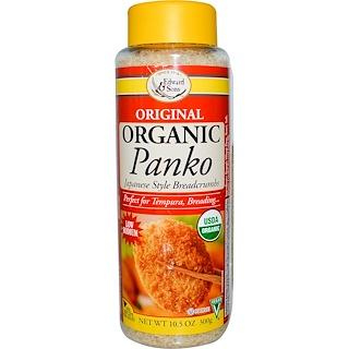 Edward & Sons, Original Organic Panko, Japanese Style Breadcrumbs, 10.5 oz (300 g)