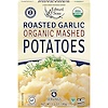 Edward & Sons, Organic Mashed Potatoes, Roasted Garlic, 3.5 oz (100 g)