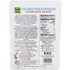 Edward & Sons, Polvo de leche de coco, 5,25 oz (150 g)