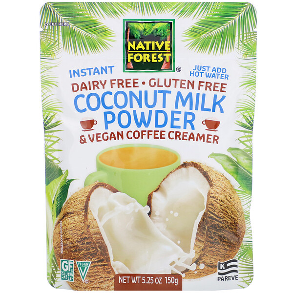 Coconut Milk Powder, 5.25 oz (150 g)
