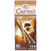 Edward & Sons, Carino Filled Wafer Rolls, Hazelnut, 3.5 oz (100 g)