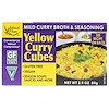 Edward & Sons, Yellow Curry Cubes, 2.9 oz (84 g)