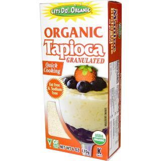Edward & Sons, Organic Tapioca Granulated, 6 oz (170 g)
