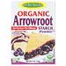 Let's Do Organic, Organic Arrowroot Starch, 6 oz (170 g) - изображение